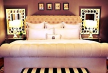 Interiors and Furniture / by Christine