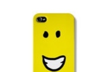 Smiley phone cases / iPhone 4 Cases from The Dairy www.thedairy.com.au #TheDairy