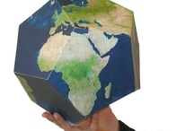 Hallo Wereld / Pins rondom het kinderboekenweekthema 2012 Hallo Wereld