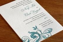 {invitation design} fleur