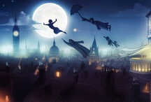 Neverland / Directing Inspiration for Peter Pan