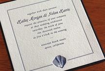{invitation design} hailey