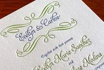 {invitation design} evelyn