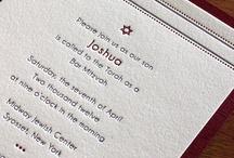 {invitation design} joshua