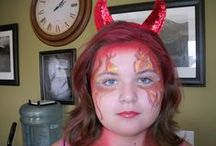 Halloween 2012 / Here is what Ashley and I were up to for Halloween
