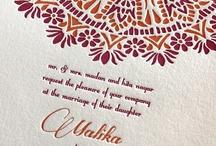 {invitation design} malika