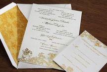 {invitation design} mantilla