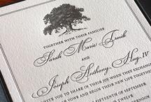 {invitation design} oak