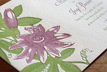 {invitation design} passion