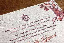 {invitation design} sindhu