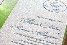 {invitation design} stephanie