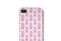 Pineapples phone cases / iPhone 4 Cases from The Dairy www.thedairy.com.au #TheDairy
