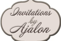 {blog} Letter IMPRESSED / Check out our blog for tons of customization and other invitation inspiration!   http://invitationsbyajalon.com / by Invitations by Ajalon