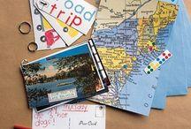 Reisetagebuch | Travel Journals / Halte Deine Erinnerungen fest! Schreibe ein Reisetagebuch, klebe Deine schönsten Bilder und Erinnerungen an eine unvergessene Reise ein!