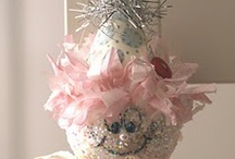 Christmas Ornaments / by Diane Ditzenberger