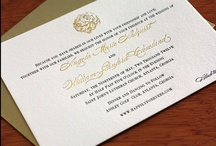 {invitation design} angela / by Invitations by Ajalon