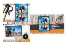 Designvorlagen für dein Fotobuch / Mit Hilfe der Designvorlagen von AustroBild lassen sich professionelle und moderne Fotobücher & Co schnell und einfach erstellen. Für jeden Anlass findet sich in der kostenlosen Bestellsoftware eine Vorlage. Hintergründe suchen, Rahmen und Schrift auswählen, war gestern!