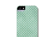 Polka Dot phone cases / iPhone 5 Cases from The Dairy www.thedairy.com.au #TheDairy