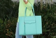 Color Blocking / Inspired by Summer, Explained in  our Blog http://blog.ebags.com/post/a-guide-to-color-blocking-feat-kate-spade-new-york/ / by eBags