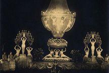 Follies, Vaudeville, Burlesque, Circus