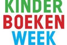Kinderboekenweek / Lessen en materialen rondom jaarlijkse kinderboekenweek (KBW)