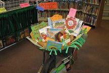 Books- Library Ideas
