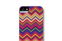 Chevron phone cases / iPhone 5 Cases from The Dairy www.thedairy.com #TheDairy