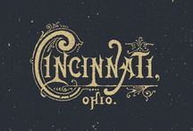 Typography & Design / Designs and typography that I love.