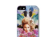 Mona Razzak phone cases / Phone Cases from The Dairy www.thedairy.com #TheDairy #PhoneCase