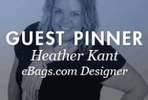 Heather's Inspiration Board / by eBags