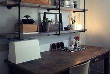 Office / by Jennifer Leszcz