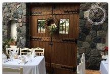 Wedding Reception in Winery