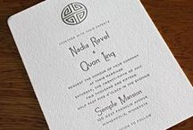 {invitation design} quon / Our 2015 new designs from Invitations by Ajalon are here! This design in from our classic Chinese gallery and speaks of elegance are family tradition. Perfect with invitation wraps, wax seals, and more!