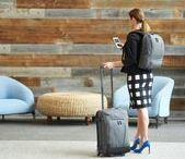 Business Traveler / Because running the world requires a bag as powerful as you.