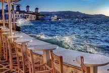 """Mykonos """"Momente"""" / Entdecken Sie die schönsten Plätze der Insel Mykonos"""