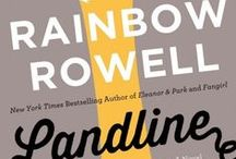 We ♥ Rainbow Rowell / Read these – if you haven't already. Then meet the author February 25th: http://bit.ly/1OkN0er.