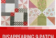 Quick and easy quilt blocks / by Teresa DownUnder