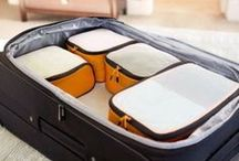 Packing Organization / Hold everything: packing essentials for the most organized trip ever.