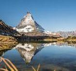 Schweiz | Switzerland / Die schönsten Orte der Schweiz: Von Zürich bis nach Zermatt vom mediterranen Tessin bis ins Berner Oberland!
