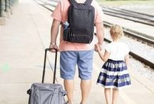 Family Travel / Whether you're traveling by plane, train or automobile, your luggage, and travel bags are arguably the most important factor for keeping your sanity. Allow eBags to help ensure your next family vacation flows as smoothly as possible!