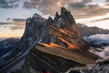 Südtirol / Auf geht's nach Südtirol: Wir zeigen Dir die schönsten Spots zum Wandern und Fotografieren, zum Essen und Genießen, zum Staunen und Erholen! Von Meran bis Bozen, von den Sextener Dolomiten bis zur Seiser Alm!