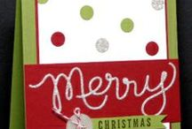 Cards - Christmas / by Jill Miller