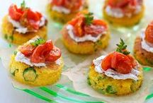 Reception Bites / From full course meals to appetizers