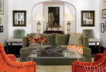 INSPIRATION - Living Rooms