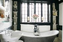 INSPIRATION- Bathroom Beauties