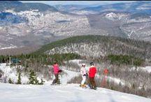 Maine Skiing / Skiing in Maine
