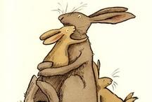Rabbits / by Jackie McDonald