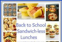 Kids lunches / by Kelley Pelletier
