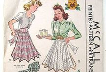 Purty Aprons / by Kate Schmidt