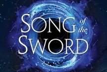 Song of the Sword / In the first book of a new YA fantasy series, Ariane meets her ancestor, the famous Lady of the Lake, and is sent on an important and dangerous quest: to reunite the shattered pieces of the fabled sword Excalibur. By Edward Willett. Preorder online at www.coteaubooks.com with always-free shipping.